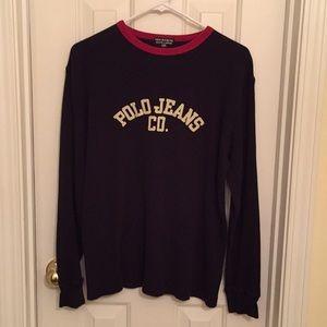 Men's medium polo shirt